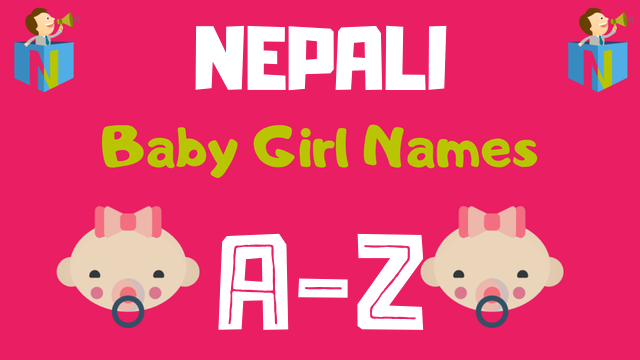 Nepali Baby Girl Names | 4 Names Available - NamesLook