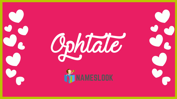 Ophtate