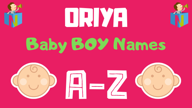Oriya Baby Boy Names | 600+ Names Available - NamesLook