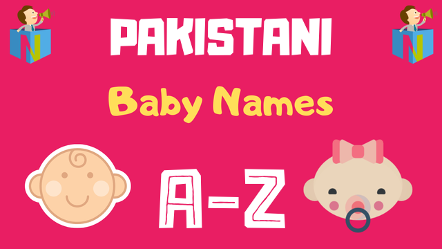 Pakistani Baby Names | 200+ Names Available - NamesLook