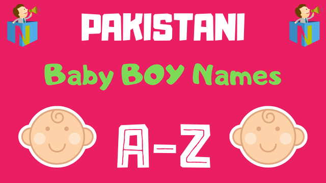 Pakistani Baby Boy Names | 100+ Names Available - NamesLook