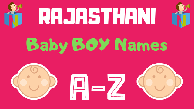 Rajasthani Baby Boy Names | 90 Names Available - NamesLook