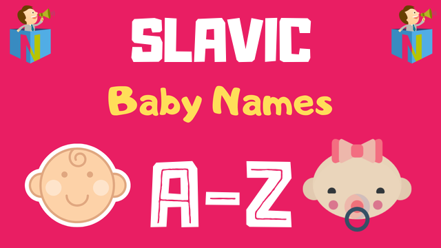 Slavic Baby Names | 100+ Names Available - NamesLook