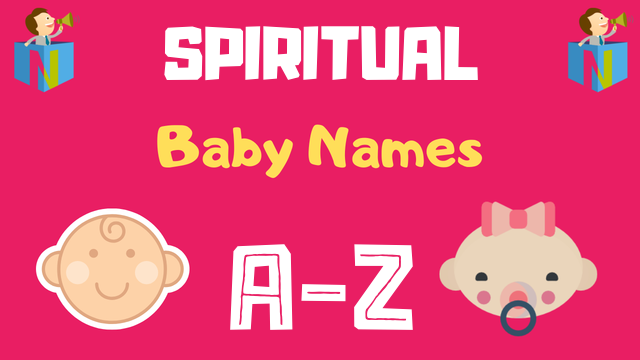 Spiritual Baby Names | 200+ Names Available - NamesLook