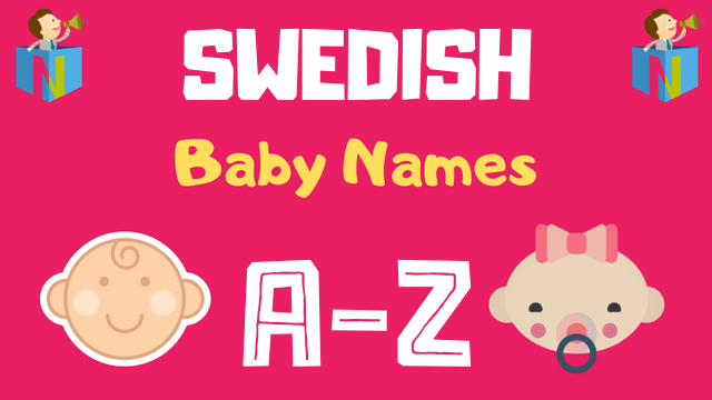 Swedish Baby Names | 2700+ Names Available - NamesLook