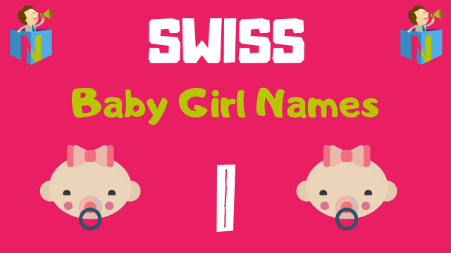 Swiss Baby Girl names starting with I - NamesLook