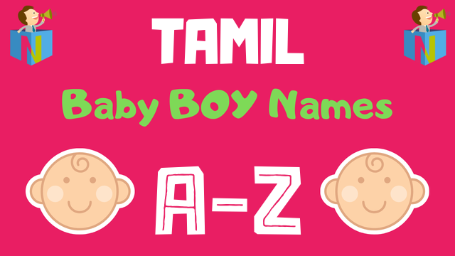 Tamil Baby Boy Names | 3500+ Names Available - NamesLook