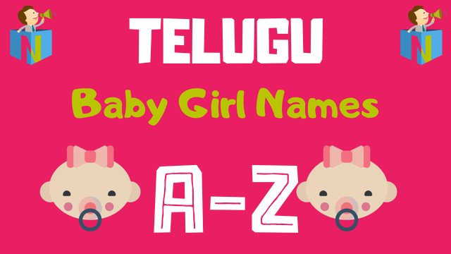 Telugu Baby Girl Names | 3700+ Names Available - NamesLook