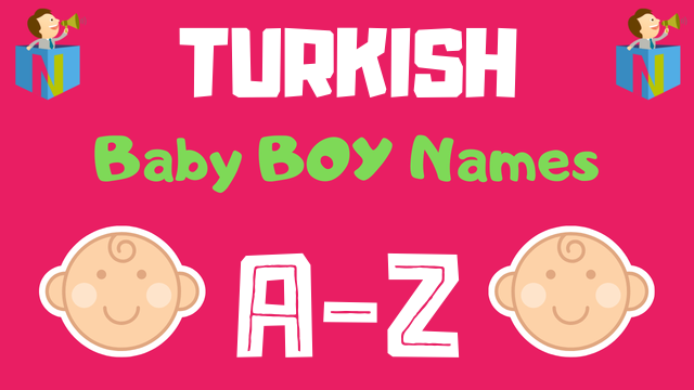 Turkish Baby Boy Names | 200+ Names Available - NamesLook