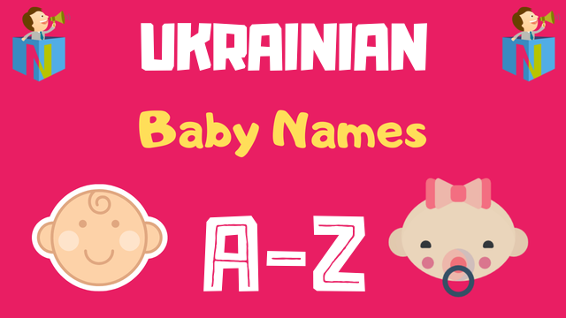Ukrainian Baby Names | 80 Names Available - NamesLook