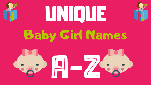 Unique Baby Girl Names | 1400+ Names Available - NamesLook