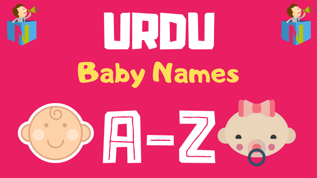 Urdu Baby Names | 100+ Names Available - NamesLook