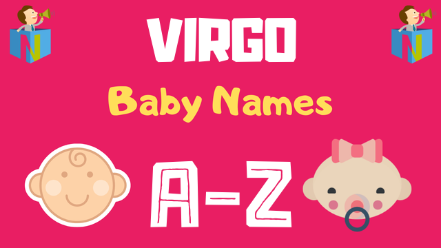 Baby Names for Virgo Zodiac - NamesLook
