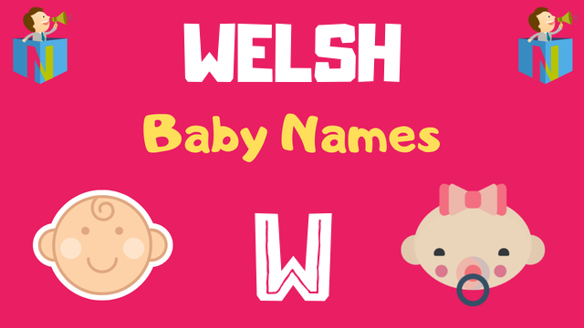 Welsh Baby names starting with W - NamesLook
